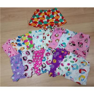 Combo 5 quần chip đùi cotton cao cấp cho bé