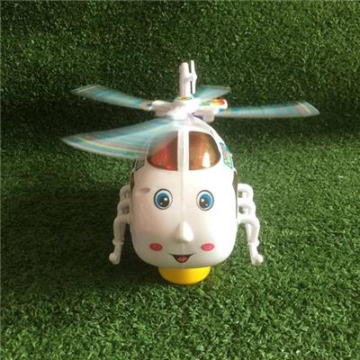 Máy bay trực thăng có âm thanh & đèn Nutifood
