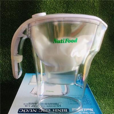 Bình lọc nước an toàn cao cấp 3.5 lít km nutifood