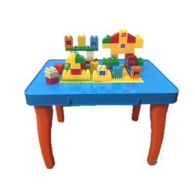 Bàn Lego lắp ráp sáng tạo Enfa