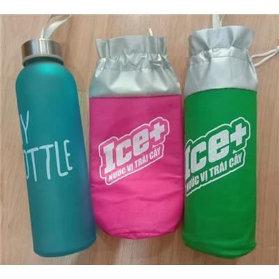 set túi giữ nhiệt và Chai đựng nước Thủy Tinh My Bottle 500ml
