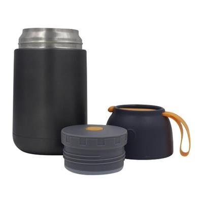# Xám đen-Bình đựng thức ăn giữ nhiệt Elmich 650ml EL2355