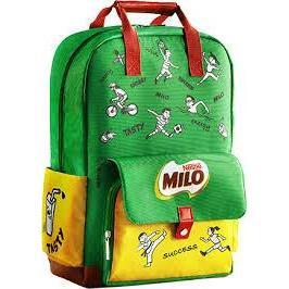 Balo học sinh tiểu học km của Milo Nestle