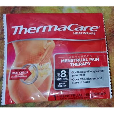🇺🇸 Miếng dán THERMACARE giảm bớt cơn đau bụng kinh nguyệt