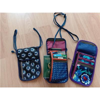 Túi ví đa năng có dây đeo tiện ích