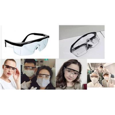 Kính Y Tế Chuyên Dụng Ôm Khít Chống Bụi Chống Dịch Bảo vệ mắt khỏi ô nhiễm,chống tia UV ,dịch, bụi,
