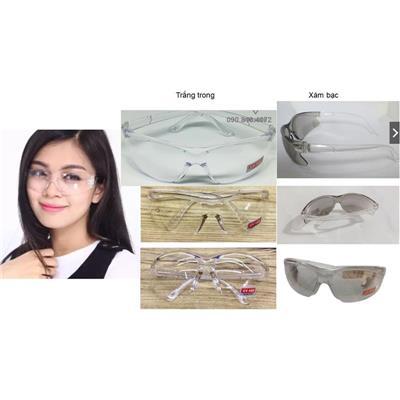 Kính đi đường chống bụi bảo vệ mắt khỏi tia UV400,tiện lợi khi mang theo,chống chói nắng khi đi đường