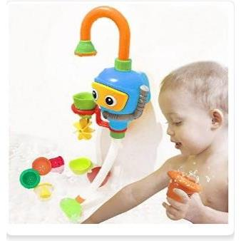 Bộ đồ chơi RoBot bơm nước thông minh