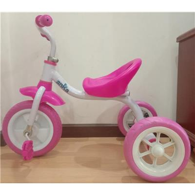 Xe đạp 3 bánh cho bé từ 2 tuổi  Xe dap 3 banh cho be tu 2 tuoi