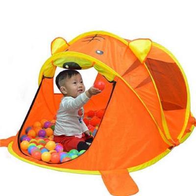 Lều bóng hình hổ cho bé
