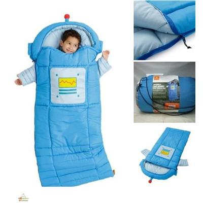 🇺🇸Túi ngủ trẻ em - Sparky The Robot thương hiệu Ozark Trail (USA)
