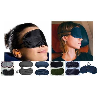 Che mắt chống chói giúp ngủ ngon tặng kèm nút tai chống ồn