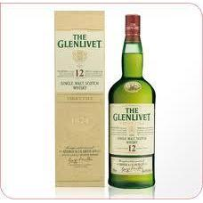 Rượu The Glenlivet 12 YO