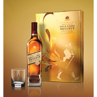 Rượu Johnnie Walker Gold