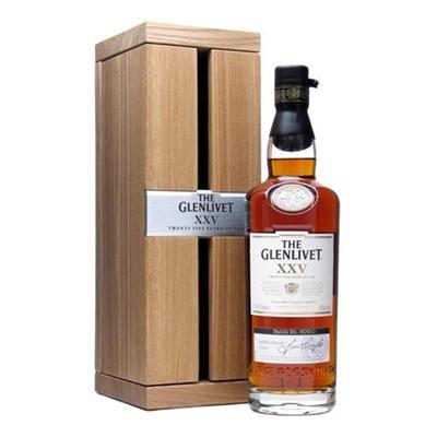 Rượu Glenlivet XXV (rượu Glenlivet 25 năm)