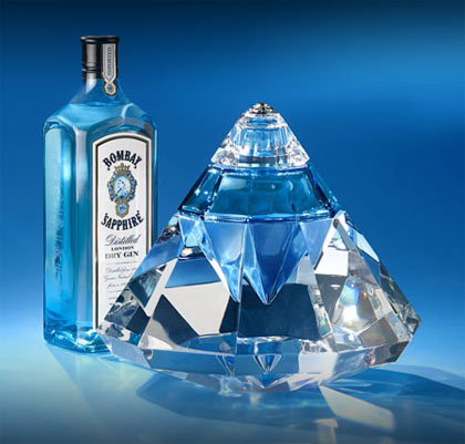 Rượu Bombay Sapphire Gin