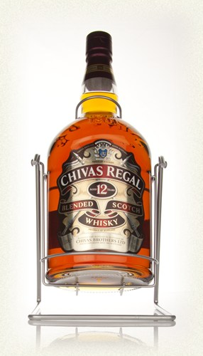 ruou chivas 12 years old 4.5 lit