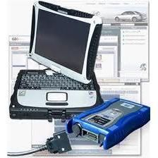 Máy chẩn đoán chuyên Hyunhdai / Kia GDS cho xe 12v